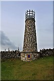 SK3455 : Beacon Tower, Crich Stand by Paul Buckingham
