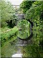 SP0482 : Bridge No 78 near Selly Park, Birmingham by Roger  Kidd