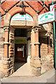 SK5740 : Entrance, Woodborough Road Baptist Church by David Lally