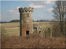 TQ5633 : Towers at Danegate by Oast House Archive