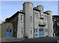 SH5038 : Criccieth Memorial Hall by Dave Croker