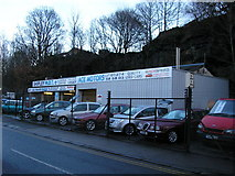 SE1537 : Ace Motors / Shipley MOT & Repair Centre, Briggate, Shipley by Stephen Armstrong