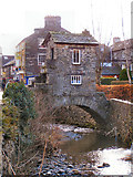 NY3704 : Bridge House, Ambleside by David Dixon