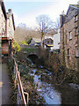 NY3704 : Stock Ghyll, Ambleside by David Dixon