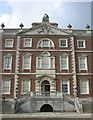 TL3350 : Wimpole Hall front by Given Up