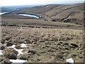 SD9713 : Fool Hill towards Piethorne Clough by Chris Wimbush