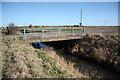 TF5369 : Red Gowt Bridge by Richard Croft