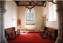 TR1148 : St Bartholomew, Waltham, Kent - Chancel by John Salmon