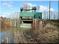 TF3902 : Flowing the wrong way - The Nene Washes by Richard Humphrey