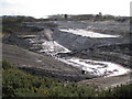SX8574 : Denistone Quarry from the north (1/2) by Robin Stott