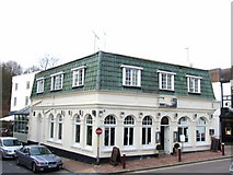 TQ5838 : Tunbridge Wells Bar & Grill by Chris Whippet