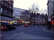 TQ2879 : London : Westminster - Terminus Place by Lewis Clarke