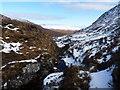 NB2612 : Abhainn Gleann na h-Uamha by Mike Dunn