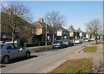 ST3288 : Cornwall Road, Newport by Jaggery