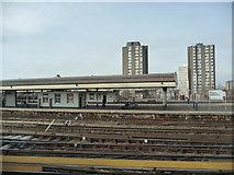 TQ2775 : London : Wandsworth - Clapham Junction by Lewis Clarke