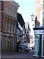 SJ6552 : High Street, Nantwich by Colin Park