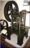 TQ2679 : Science Museum, oscillating steam engine by Chris Allen