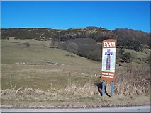 SK2077 : Welcome to Eyam! by Jonathan Clitheroe