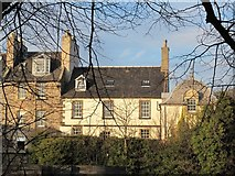 NT2674 : Rock House, the Calton Hill, Edinburgh by Tony Fisher
