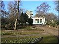SK5737 : Nottingham War Memorial and Gardens by Alan Murray-Rust