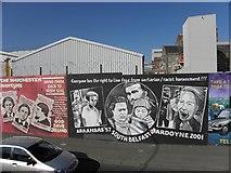 J3274 : Murals, West Belfast (3) by Kenneth  Allen