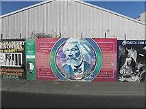 J3274 : Murals, West Belfast (6) by Kenneth  Allen