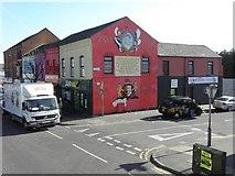 J3274 : Murals, West Belfast (10) by Kenneth  Allen