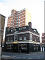 TQ3279 : The Gladstone Arms, Lant Street, Southwark (1) by Stephen Craven