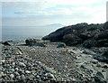 NM6622 : Port a' Ghlinne landing by Andy Waddington