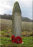 SU2886 : War Memorial, Compton Beauchamp by Andrew Mathewson