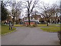 SD8012 : Clarence Park by David Dixon