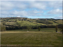 SK2850 : The Ecclesbourne Valley by Peter Barr