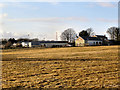 SD7705 : Greenside Farm by David Dixon