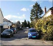 ST3390 : Lansdowne Road, Caerleon by Jaggery