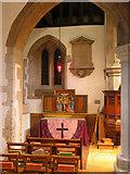 TQ1289 : St John the Baptist, Church Lane, Pinner - Chapel by John Salmon