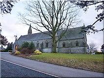 SD3876 : The Parish Church of Mary Allithwaite by Alexander P Kapp