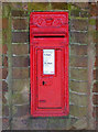 SO7891 : Victorian postbox at  Lower Beobridge, Shropshire by Roger  Kidd