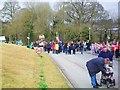 H8744 : St. Patrick's Day Parade: Armagh 2010 (4) by Dean Molyneaux