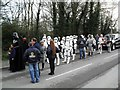 H8744 : St. Patrick's Day Parade: Armagh 2010 (7) by Dean Molyneaux