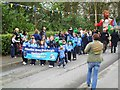 H8744 : St. Patrick's Day Parade: Armagh 2010 (8) by Dean Molyneaux