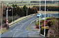 J4692 : The Slaughterford Road, Whitehead by Albert Bridge