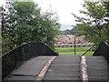 NS8594 : Cambus Iron Bridge by Richard Webb