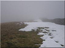 SH6623 : Summit of Diffwys by Rudi Winter