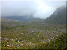 NH0168 : Coire na Sleaghaich by Nigel Brown