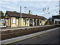 O2626 : Dalkey Railway Station by Andrew Abbott