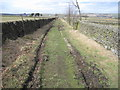 SE1901 : Footpath to Thurlstone Moors by Chris Wimbush