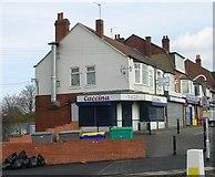 SE2534 : Cuccina Takeaway - Stanningley Road by Betty Longbottom