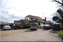 TQ7035 : The Globe and Rainbow Inn, Kilndown. by N Chadwick