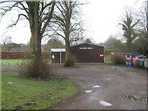 TR0650 : Godmersham Village Hall by David Anstiss