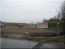 TR0650 : Building Site near Purr Wood by David Anstiss